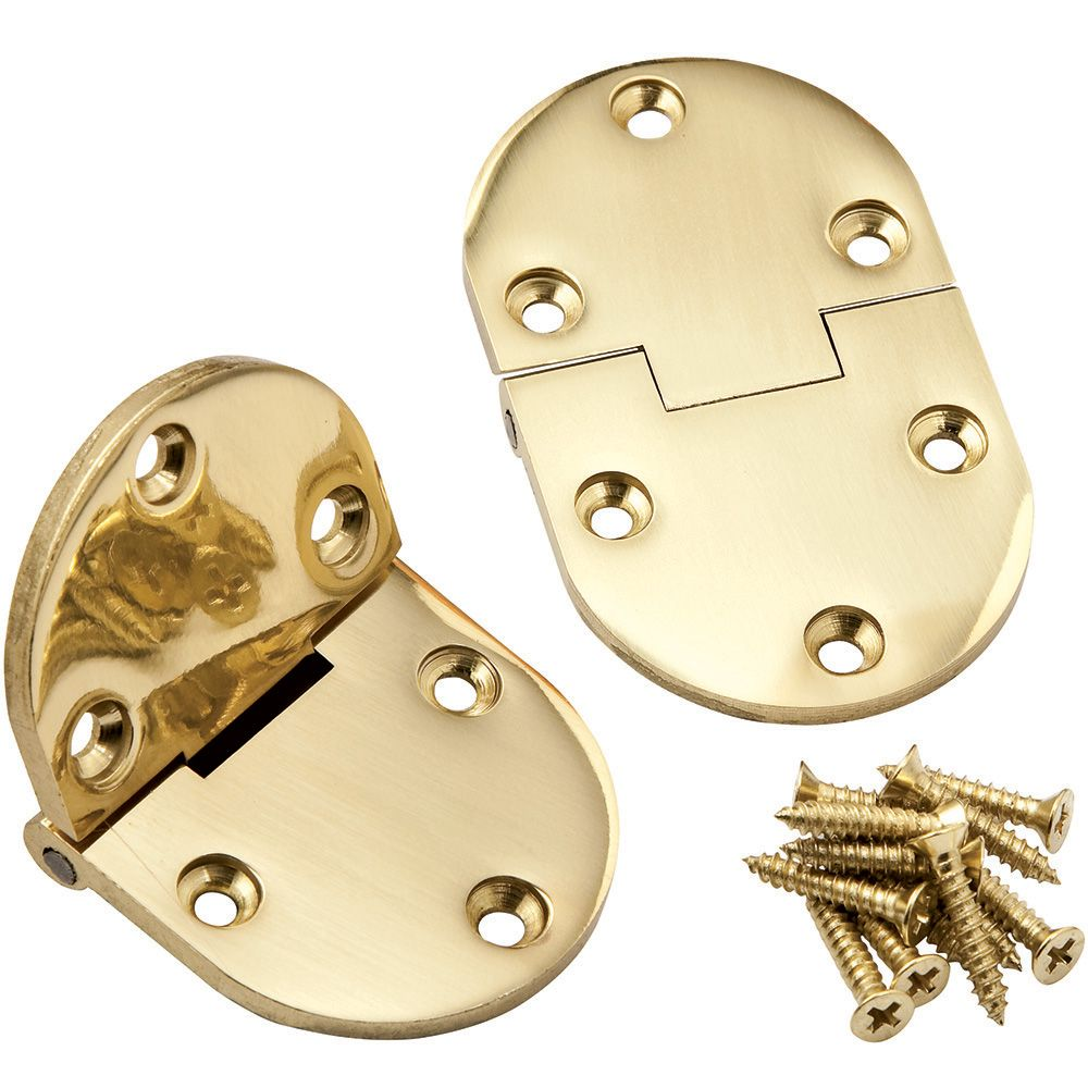 Brass Butler Tray Table Hinges