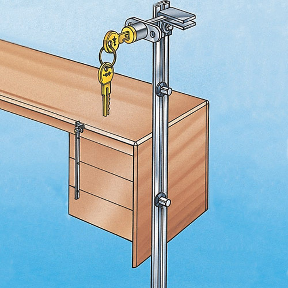 Gang Lock Front Mount Rockler Woodworking And Hardware