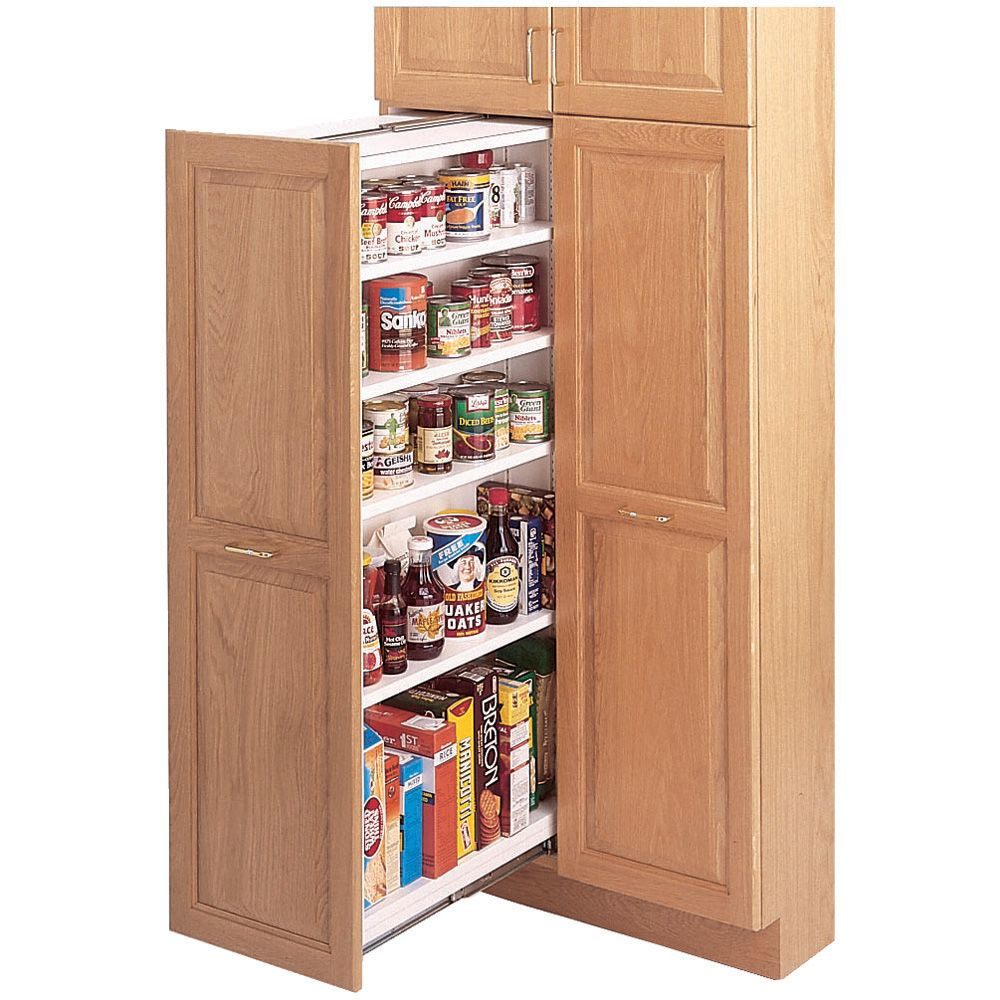 Kitchen Pantry Cabinet Installation Guide: Rockler Woodworking And Hardware