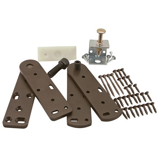 InvisiDoor Pivot Bookcase Hinge Kit
