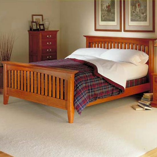 Classic Bed Plans