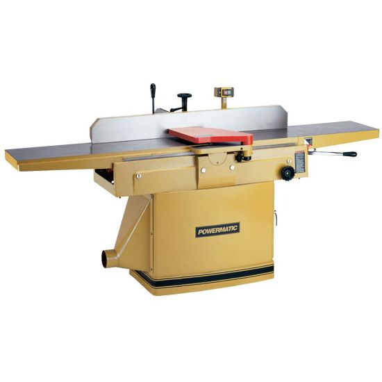 Powermatic 1285 12'' Jointer, 3HP, 1PH, 230V Only, Straight Knife