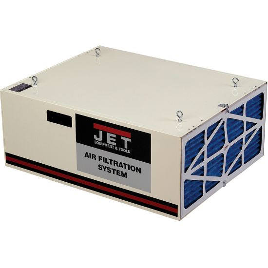 Jet 1000CFM Air Filtration System with Remote