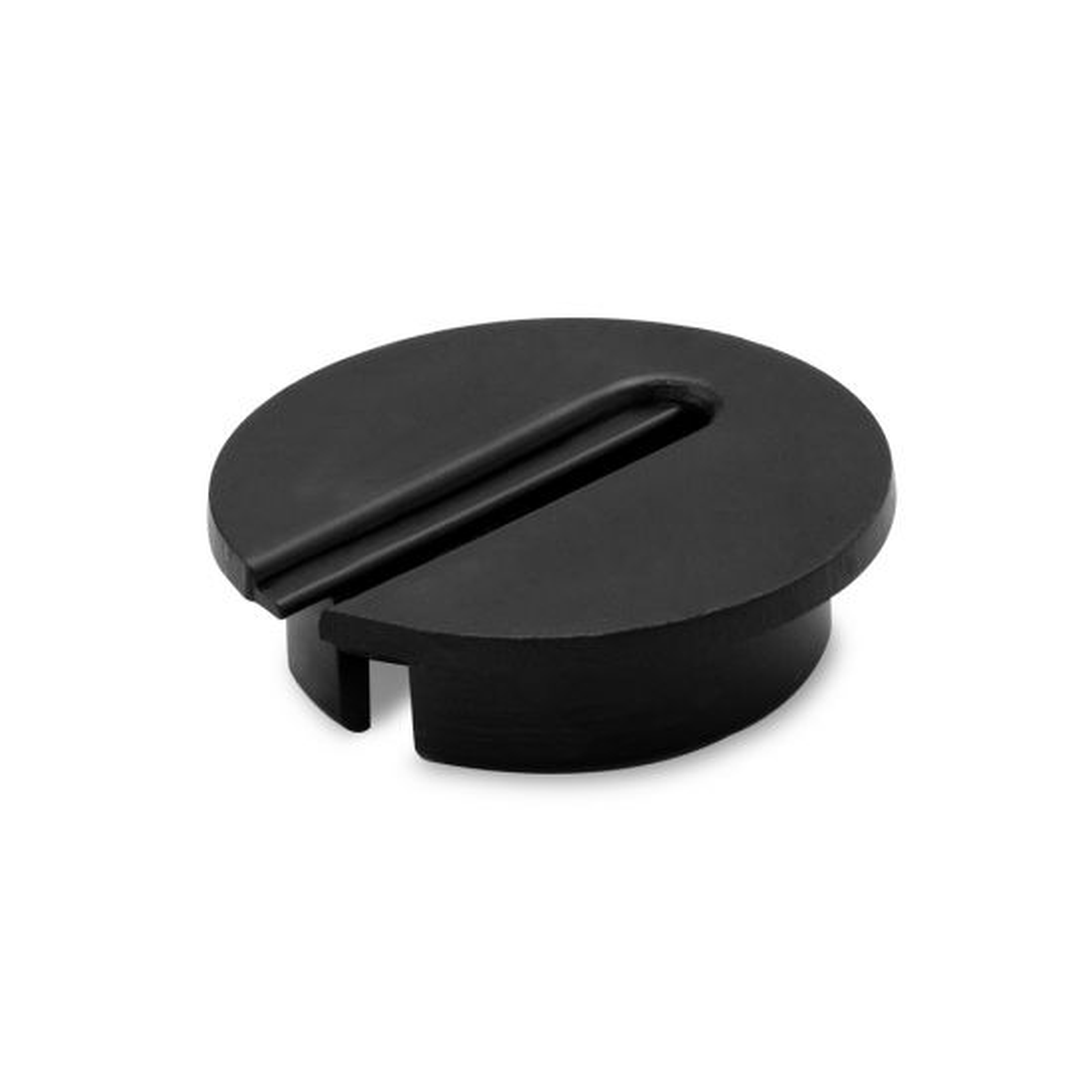 Rockler 1-1/4'' Black Plastic Grommet