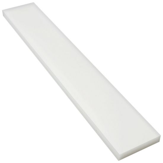 UHMW Plastic Jig Stock-3/8 Inch Thick
