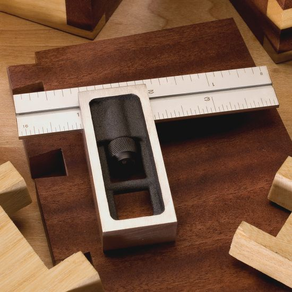 iGaging 4'' Precision Double Square