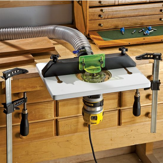 Rockler Trim Router Table