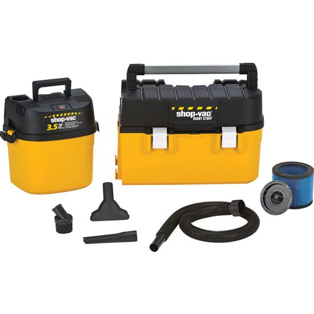 Shop-Vac® Right Stuff® Tool Mate® Toolbox Vacuum
