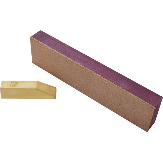 how to make a leather strop for honing