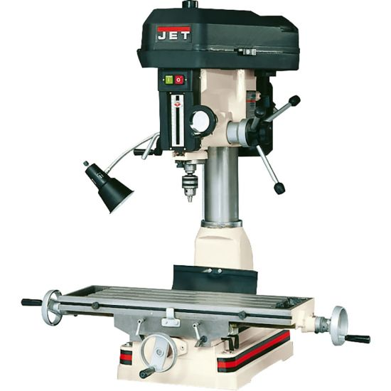 JET® JMD-15 Mill/Drill With R-8 Taper