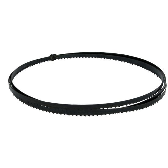Jet General-Purpose Bandsaw Blade, 67-1/2'' x 1/4'' x 0.025'' x 6 TPI Hook Tooth
