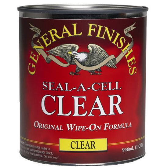 General Finishes Original Seal-A-Cell Clear