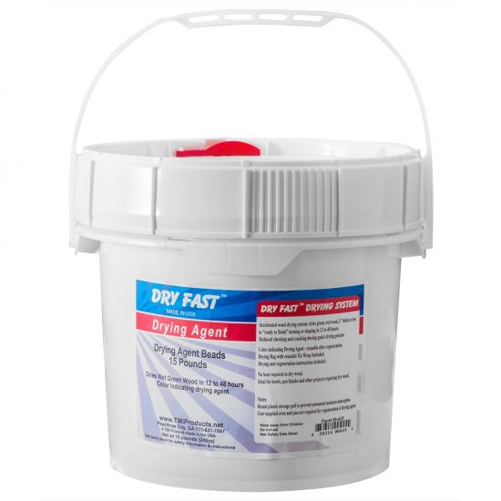 Dry Fast™ Wood Drying Agent, 15 lbs.