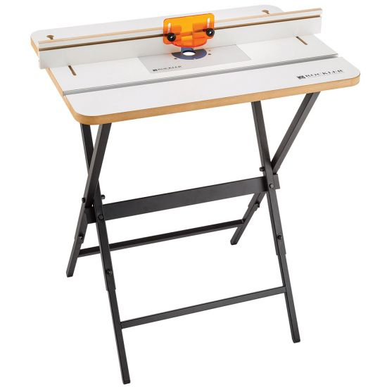 Complete Router Table Package 1