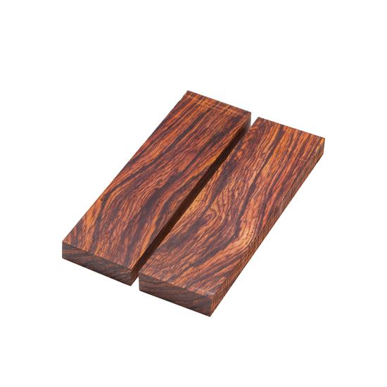 Cocobolo Knife Scales