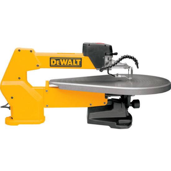 DeWalt DW788 Variable-Speed Scroll Saw with  Stand