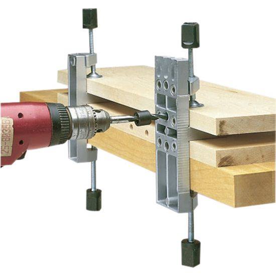 how to make a wood dowel jig