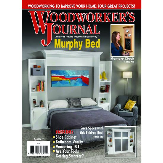 Woodworker's Journal - March/April 2017