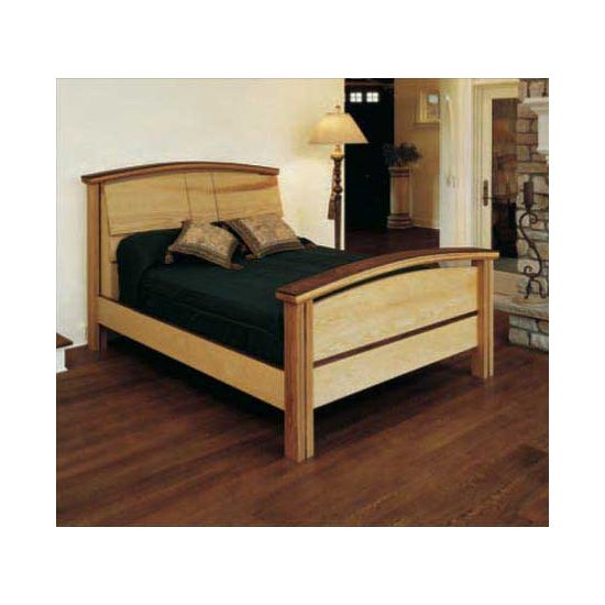 Build A Bed Designed For Readers Downloadable Plan