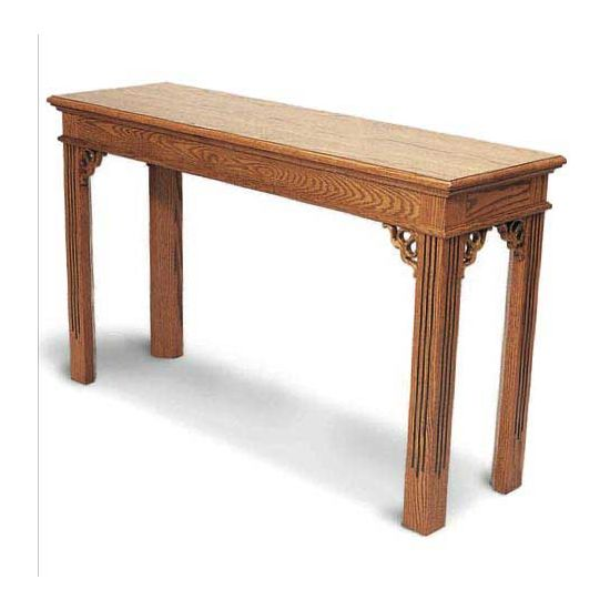 Chippendale Sofa Table Able Plan
