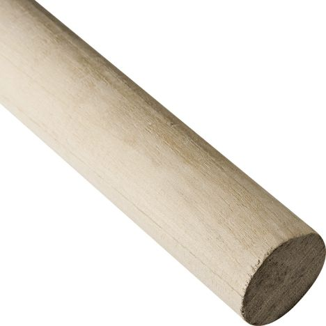 Dowel Rods 3//4 Diameter Birch
