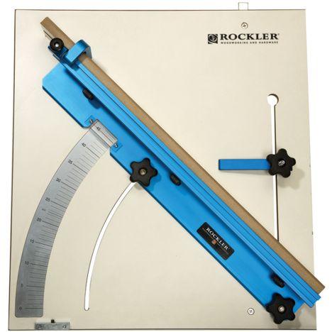 Rockler 918267 Cross Cut Sled Drop-Off Platform