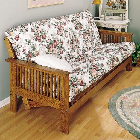 Futon Couch Bed Plan And Hardware