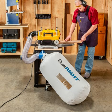 Dewalt Dw735x 13 2 Speed Planer Includes Knives Table And Stand Rockler Woodworking And Hardware