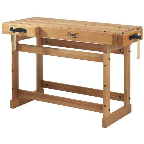 Sjobergs Scandi Plus Workbench 1425 Rockler Woodworking And Hardware