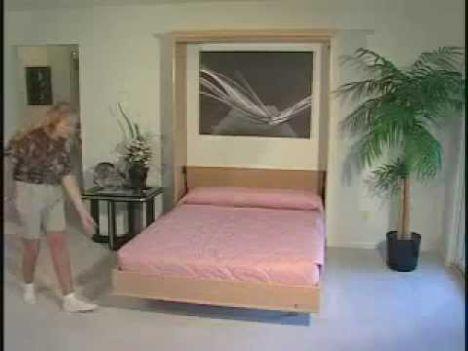 Side Mount Murphy Bed Hardware Select Size Rockler Woodworking
