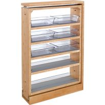 Rev-A-Shelf Filler Pullout Organizer for Vanities (432-VF Series)