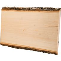 Bark Edge Basswood Blank