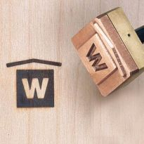 Logo Branding Iron (Head Only) - Electrically Heated