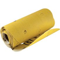 22271 - 220 Grit 5' diameter., 5 hole, self stick , pkg of 50