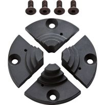 #1 Jaws for Oneway Scroll Chuck System