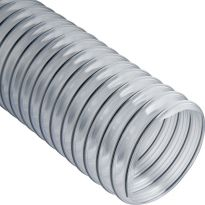 "Clear Flexible Hose - 1 foot x 4"" Diameter"