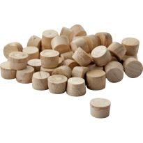 Birch Face Grain Plugs