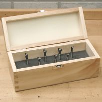 Leigh 7-Piece Router Bit Set
