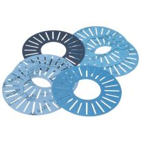 Slotted Abrasive Kit for Work Sharp Tool Sharpener