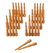 1x Miller Cherry Dowels, 40 Pack