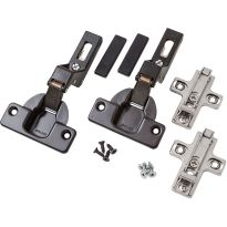 Thick Inset Pocket/Flipper Door Hinge Kit