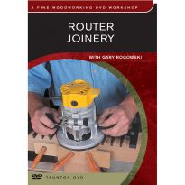 Router Joinery DVD