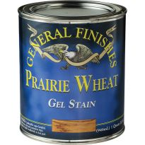 General Finishes Gel Stain, Prairie Wheat