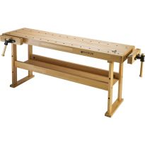 A new standard in affordable ready-made workbenches!