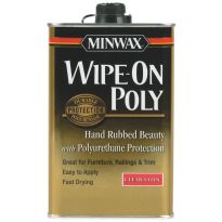 Minwax® Wipe-On Poly