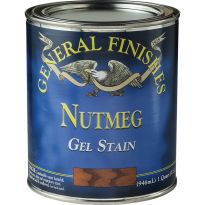General Finishes Gel Stain, Nutmeg