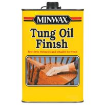 Minwax Tung Oil Finish, Quart