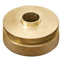 "Signmaking Brass Bushing - 5/8"" ID, 3/4"" OD"