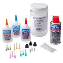 Stick Fast CA Glue Dry Box  Kit