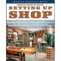 Setting Up Shop Book